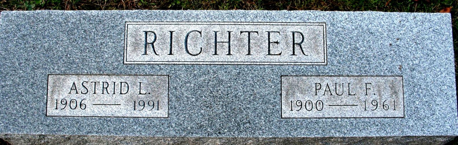 richter victoria 1 2003
